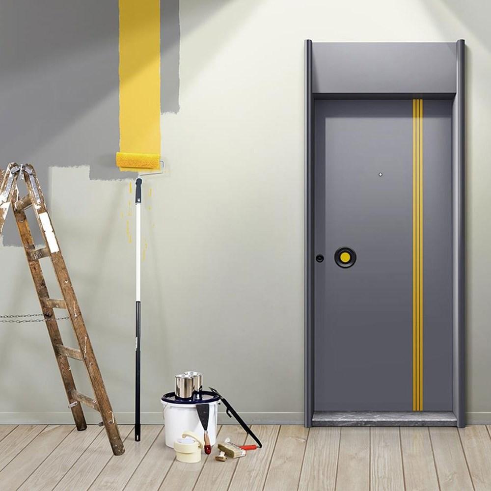 Steel Door | Tx - 011