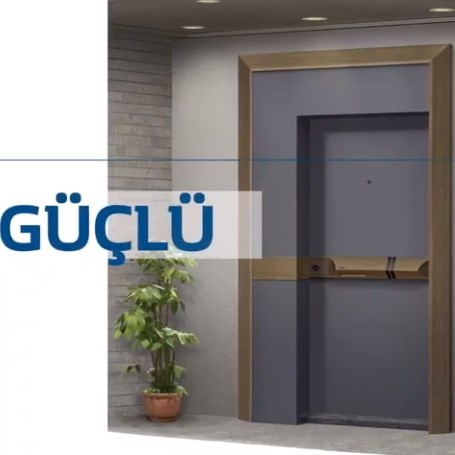 Boyut Çelik Kapı | Tanıtım