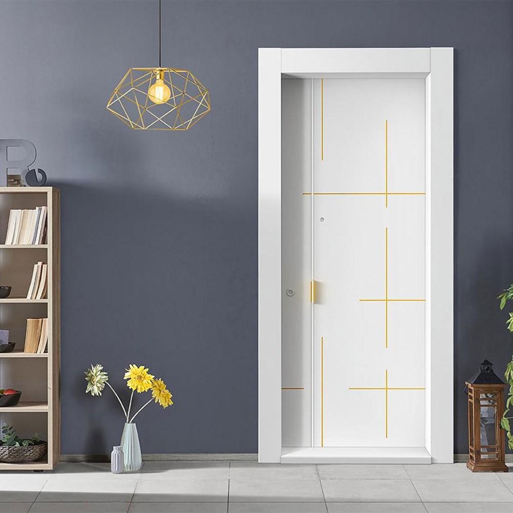 Steel Door | Lin - 010