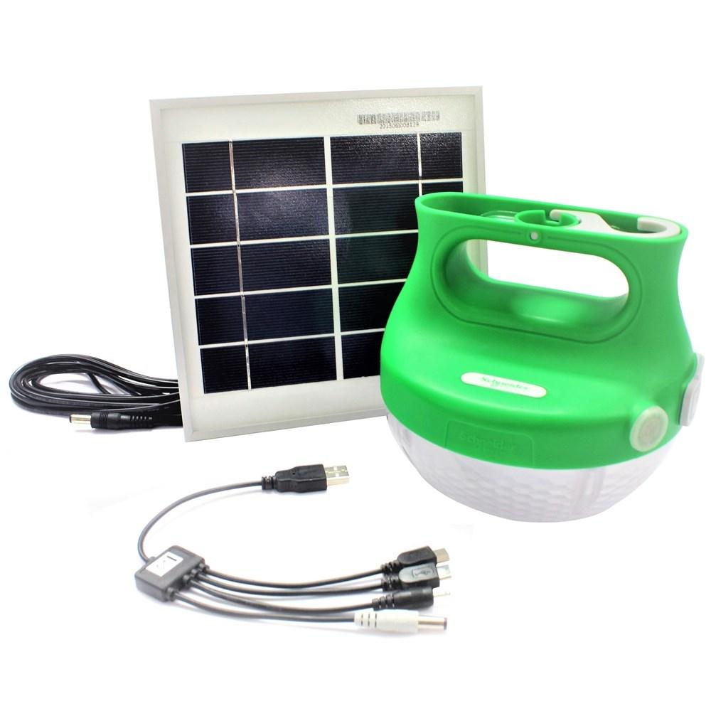 Mobiya Solar Lantern