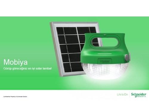 Mobiya Solar Lamp Brochure
