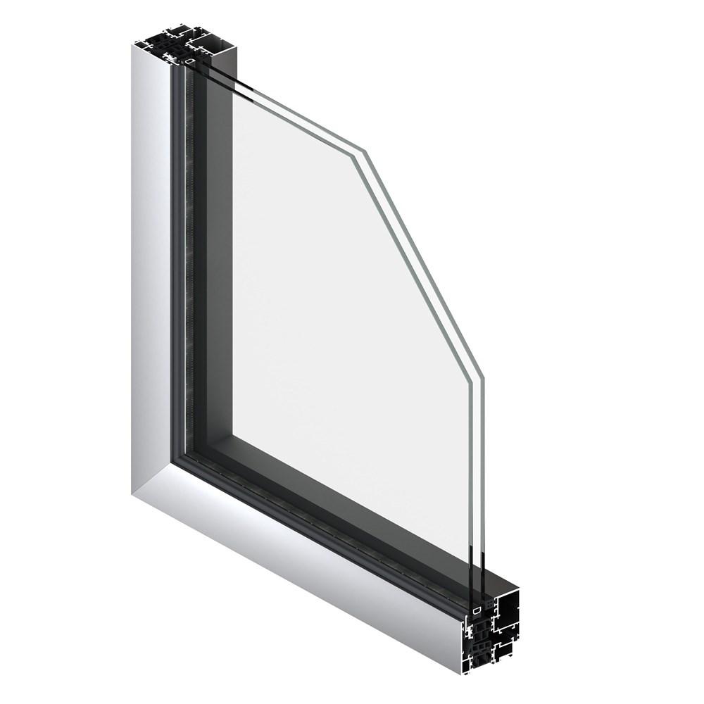 Alüminyum Kapı ve Pencere Sistemleri | ST 80 CV