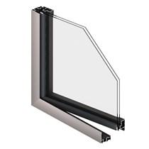 Alüminyum Kapı ve Pencere Sistemleri | ST 70 CV