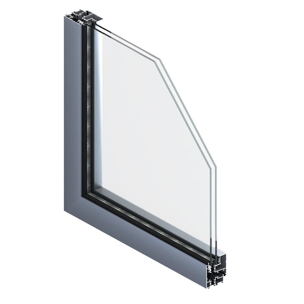 Alüminyum Kapı ve Pencere Sistemleri   ST 60 CV