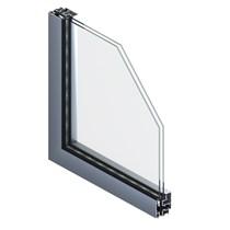Alüminyum Kapı ve Pencere Sistemleri | ST 60 CV