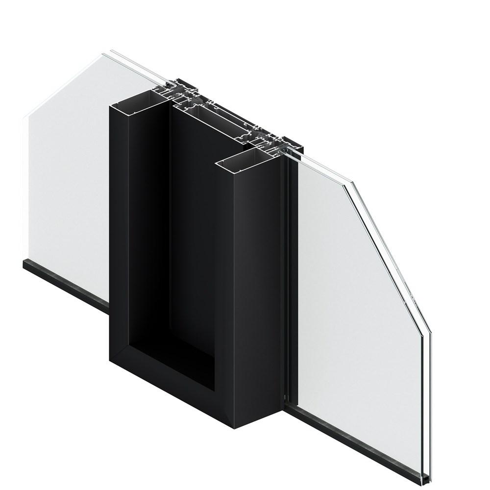 Alüminyum Kapı ve Pencere Sistemleri | DS 50 VF