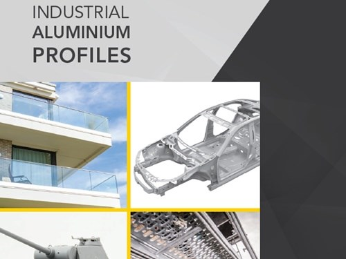 Çuhadaroğlu Interal Endüstriyel Alüminyum Profil Kataloğu