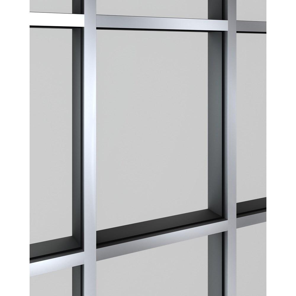 Alüminyum Giydirme Cephe Sistemleri | IZO KE 85 - 0
