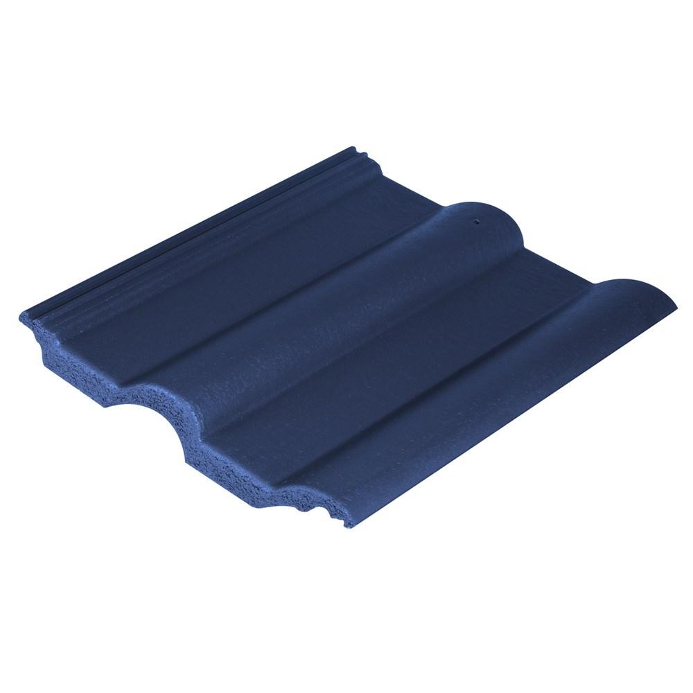 Concrete Tile | Night Blue