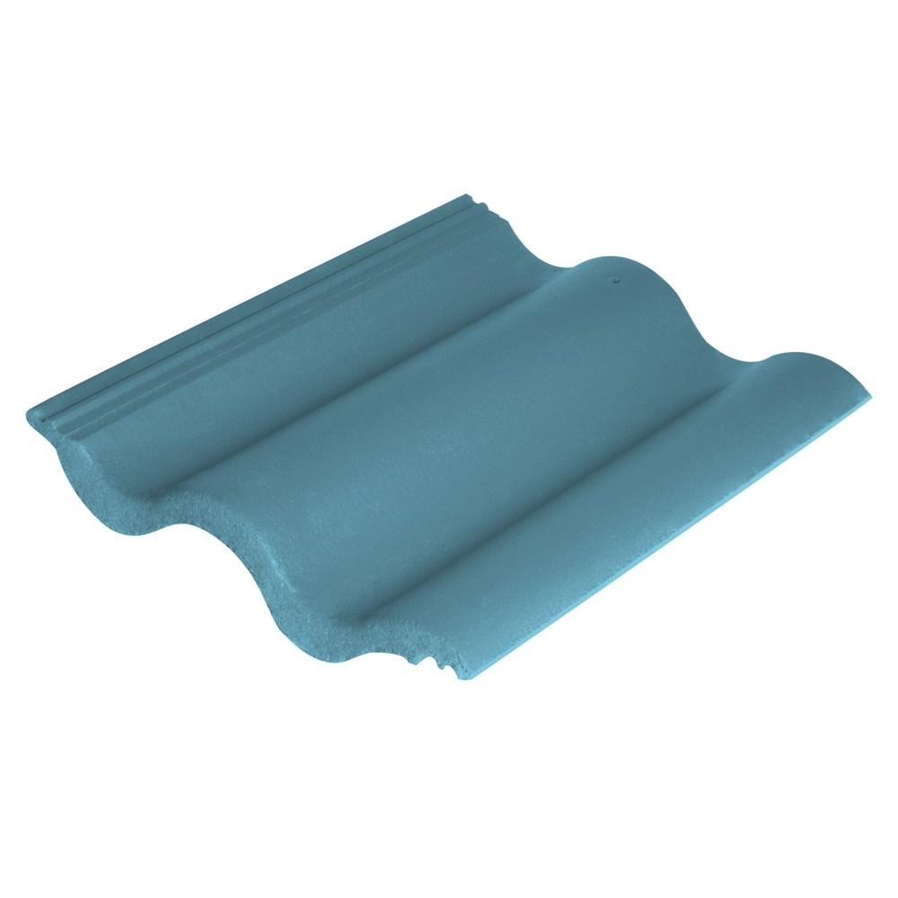 Concrete Tile   Turquoise - 0