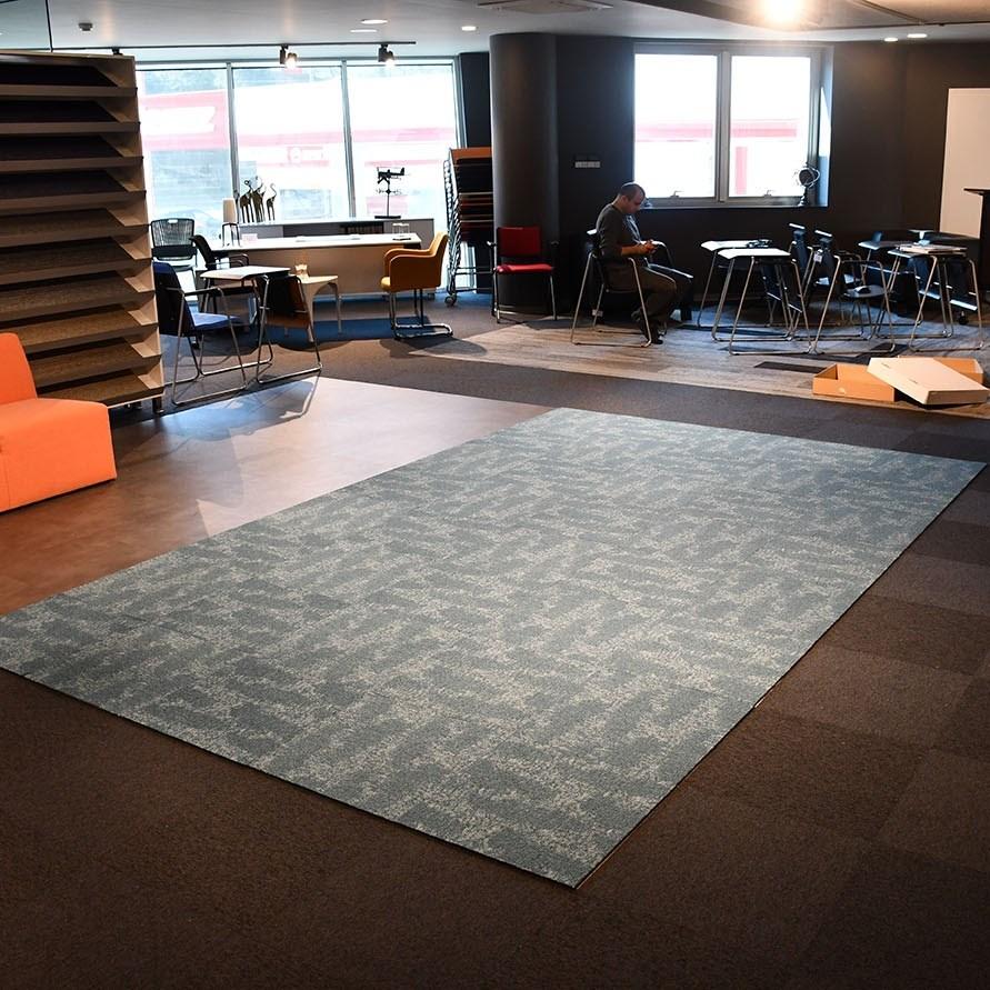 Carpet Tile | Vapour