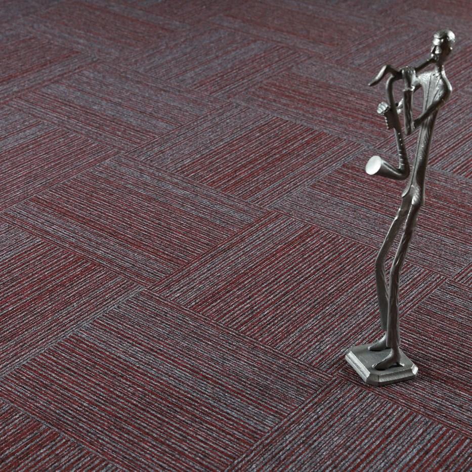 Carpet Tile | Avant Stripe