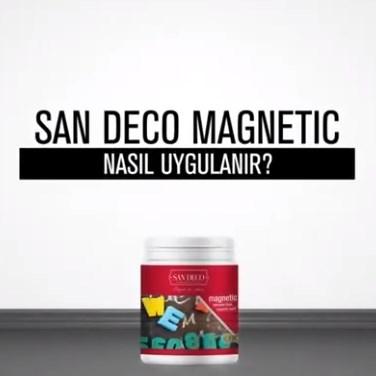 Magnetic Uygulama