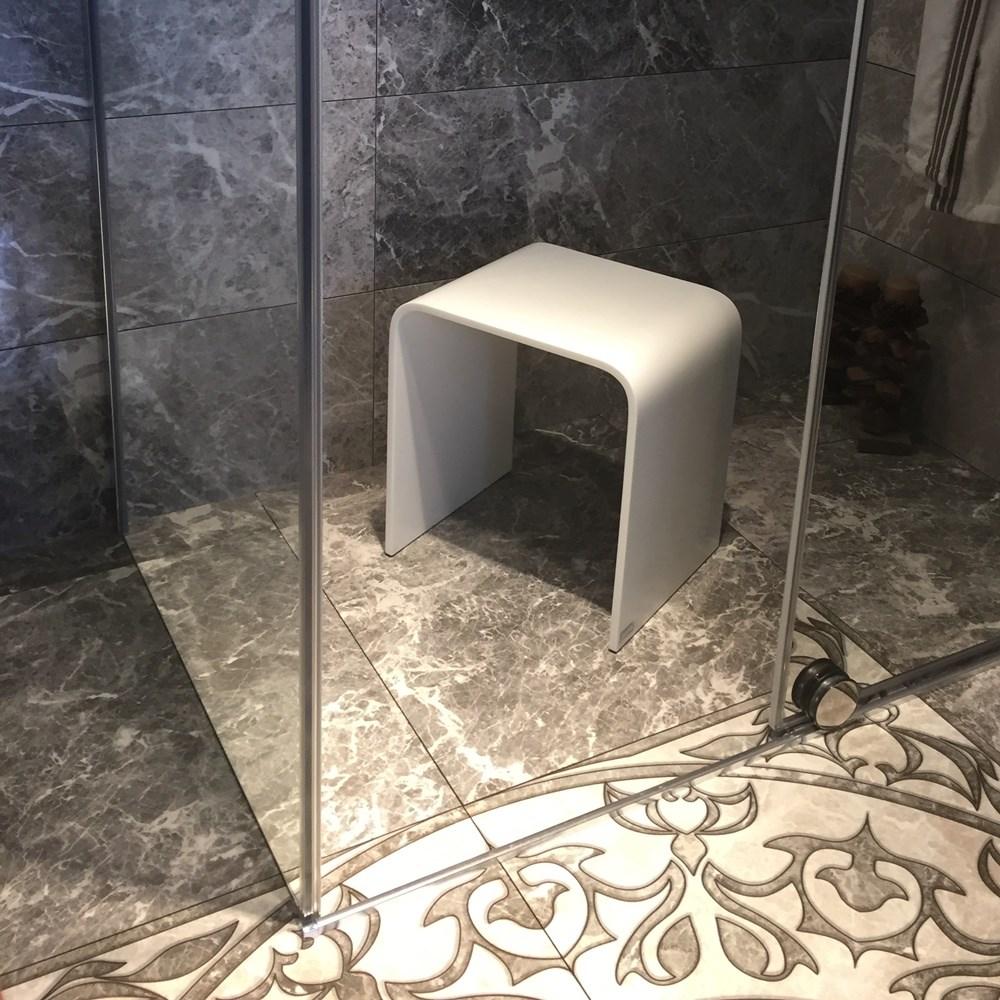 Solid Duş Oturağı - 0