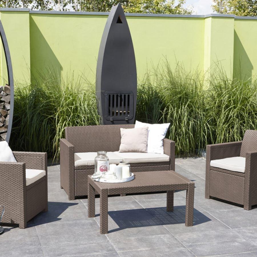 Garden Seating Set - 0