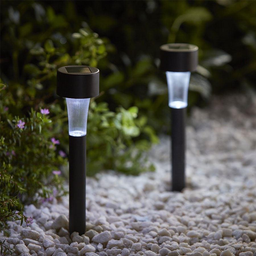 Outdoor Lighting   Colors Solar Stud - 1
