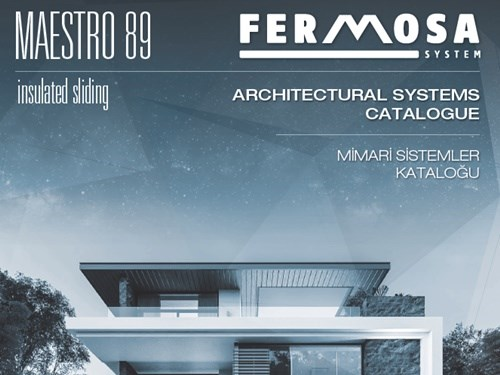 Fermosa Maestro 89 Kataloğu