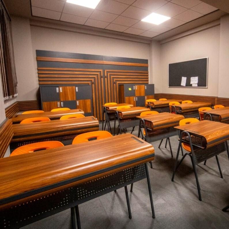 Alnowood Fixed Furniture | School Furniture