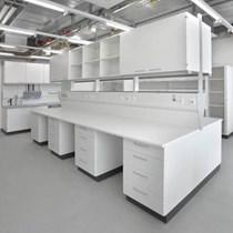 Alnowood Sabit Mobilya | Laboratuvar Mobilyaları