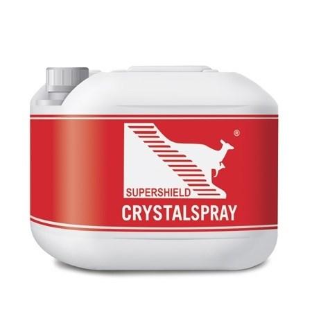 Crystalspray