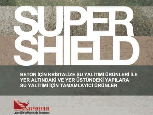 Supershield Ürün Kataloğu