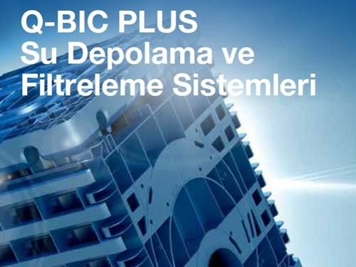 Q-Bic Plus Su Depolama ve Filtreleme Sistemleri Kataloğu
