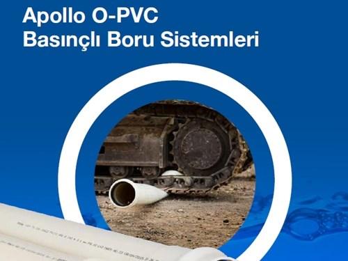 Apollo O-PVC Basınçlı Boru Sistemleri Kataloğu