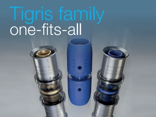 Tigris Metal - Plastic Pipes and Fittings Catalog