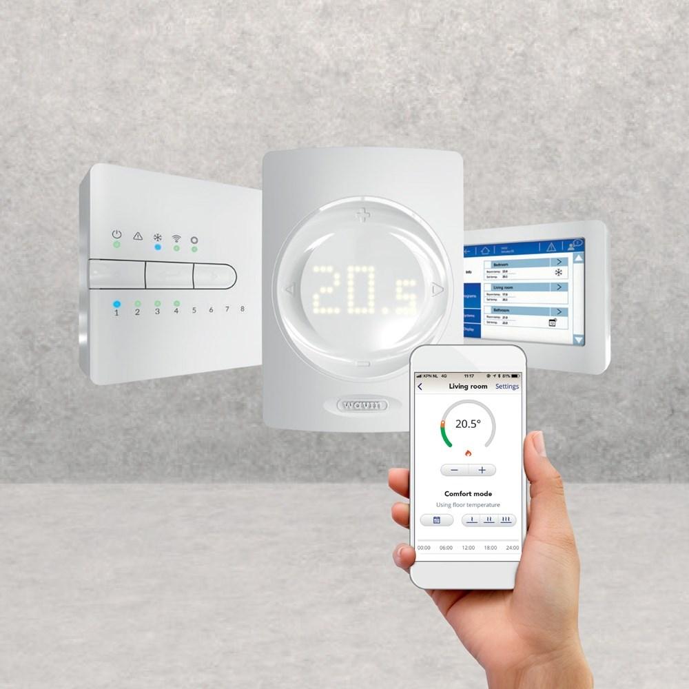 Underfloor Heating and Sentio Control System