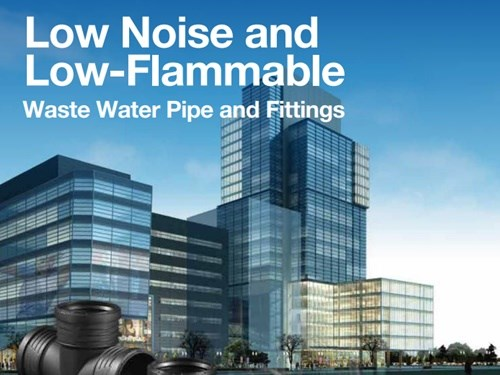 Sitech B1 Waste Water Pipe and Fittings Catalog