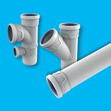 Wavin AS+ Upper Segment Silent Pipe System - 0