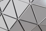 Triangle Paneling | jointed - 2