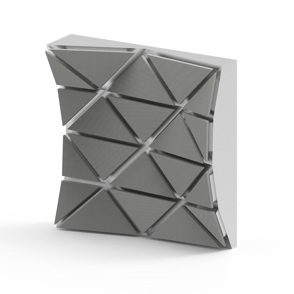 Triangle Paneling | Acoustic