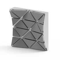 Üçgen Panelleme | Akustik