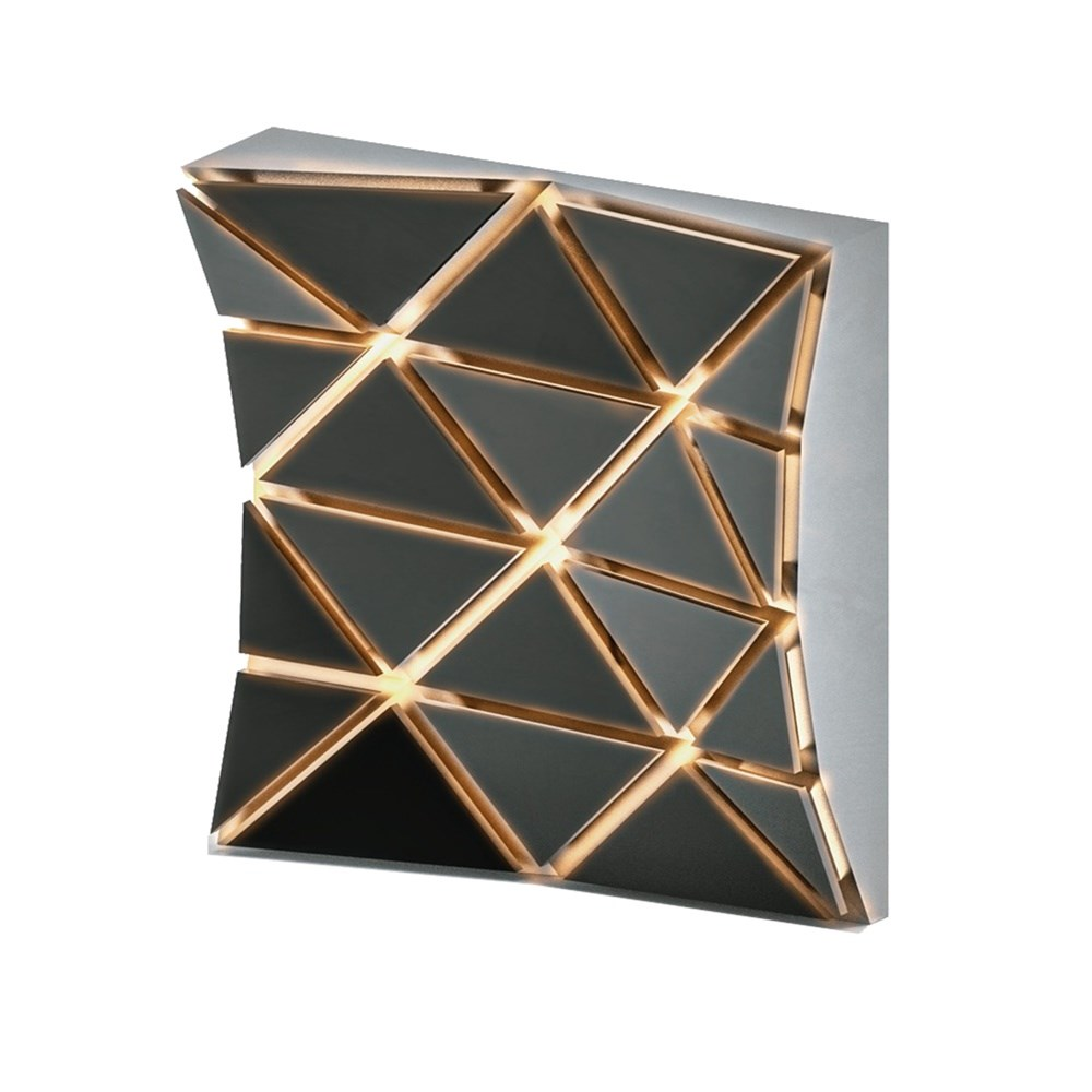 Triangle Paneling | Light Integrated