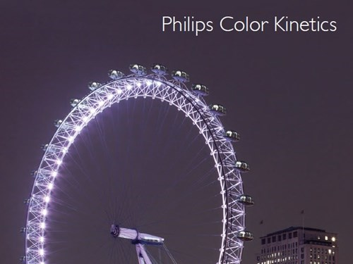 Color Kinetics Brochure