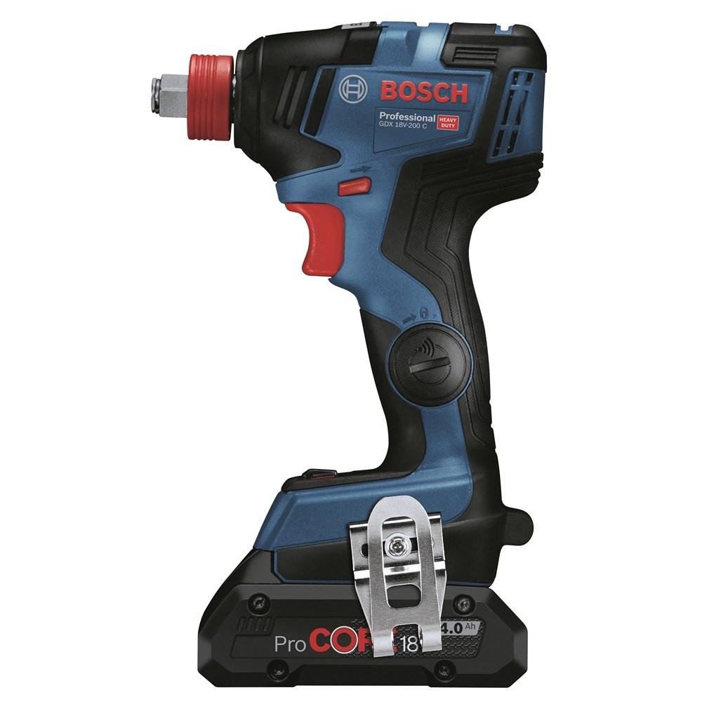 Power Tools | Drilling / Screwdriver GDX 18V-200C