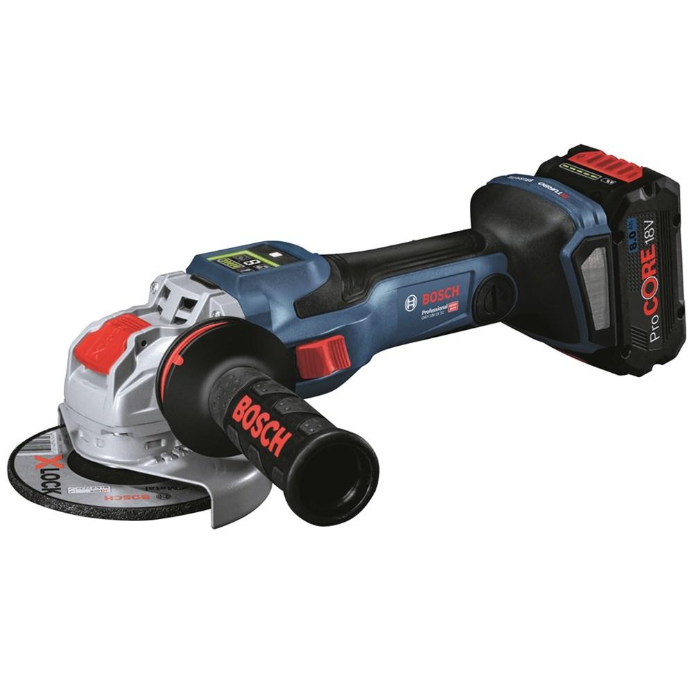 Power Tools | Angle Grinder GWX 18V-15 SC