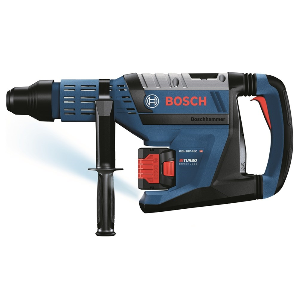 Power Tools | Hammer and Drill GBH 18V-45 C