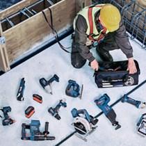 Power Tools | Cordless Hand Tools Set PRO-MIX