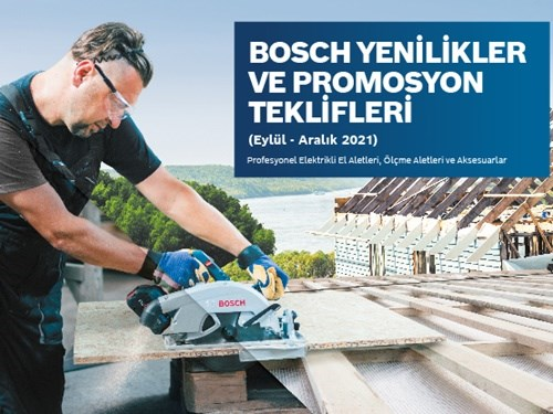 Bosch Innovations and Promotion Offers Catalog (09-12 2021)