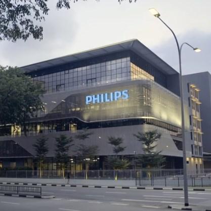 Philips Lighting Application Center - Singapore