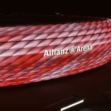 Philips Reference - Allianz Arena