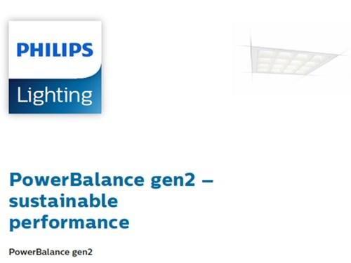 PowerBalance Brochure