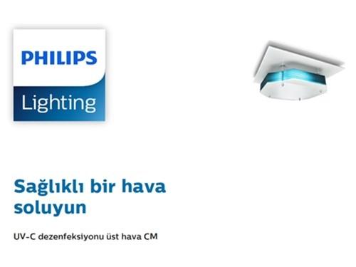 Upper Air UV-C Disinfection Fixture (Ceiling) Brochure