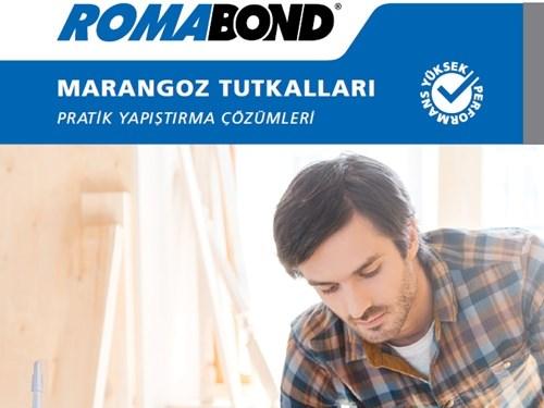 Romabond Marangoz Tutkalları Broşürü