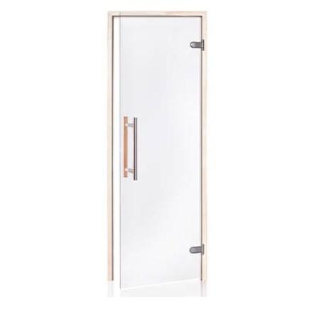 Andres Glass Solutions | Light Premium Sauna Door