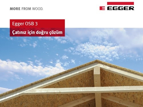 Egger OSB 3 Roof Panels Brochure