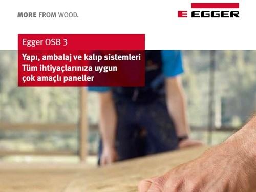 Egger OSB 3 Multi-Purpose Panels Brochure