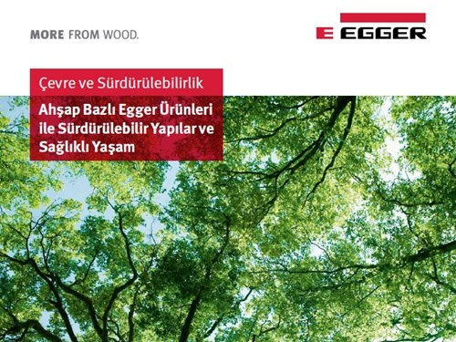 Egger - Environment and Sustainability